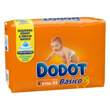 Dodot Classic Diaper T4 44...