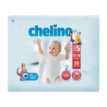 Chelino Diaper Size 5 13-18...