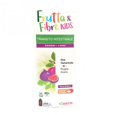 Frutas e fibras Crianças +3...