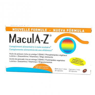 copy of Macula Z 120 Capsules