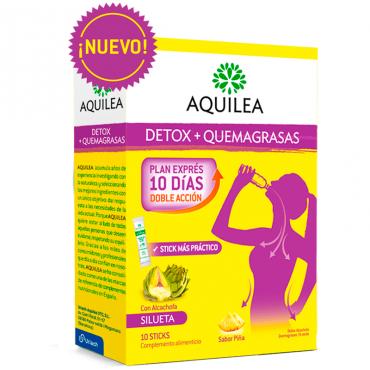 Aquilea Detox 10 vara