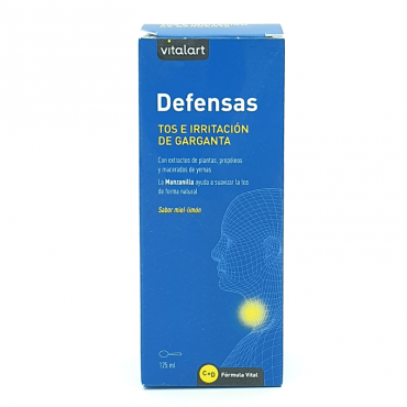 Vitalart Defensas Tos