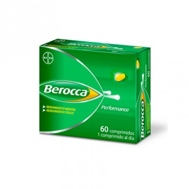 Berocca Performance 60 tablets