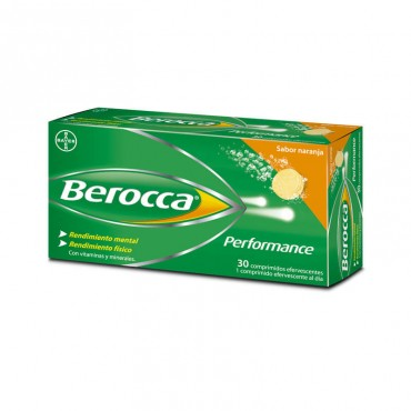 Berocca Performance Flavor...