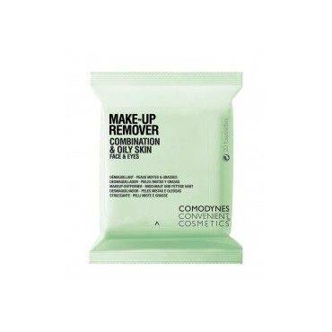 Comodynes Make-Up Remover Piel Normal 20 Toallitas