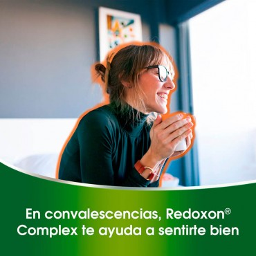 Redoxon Complex beneficios 30 unidades