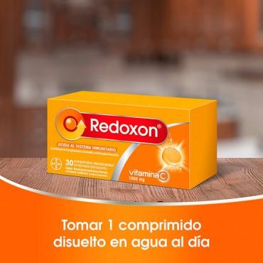 Redoxon Vitamina C Naranja indicaciones