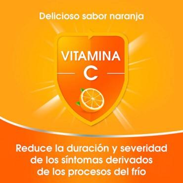 Redoxon Vitamina C Naranja sabor