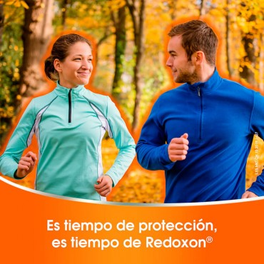 Redoxon Vitamina C Naranja ventajas