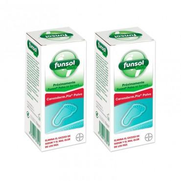 Funsol Powder Duplo 2 x 60...