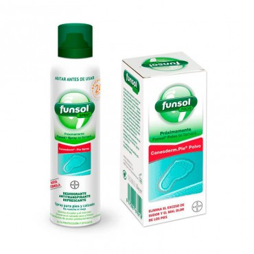 Pack Funsol Polvo y Spray
