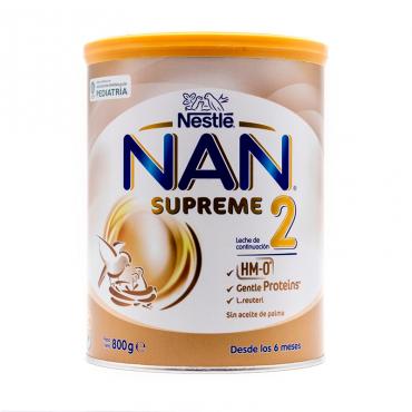 Nestle Nan Suprem 2 800 Grams