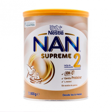 Nestle Nan Supreme 2 800 Gramm