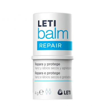 Letibalm Stick Repair nose...
