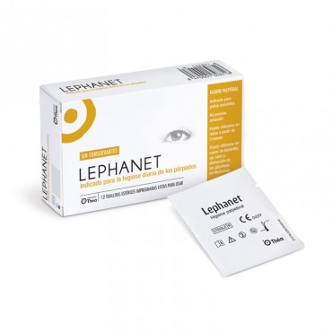 Lephanet Sterile Wipes 12...