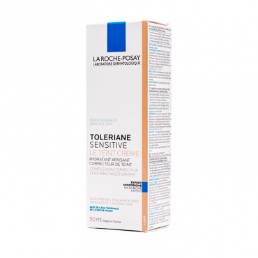 La Roche Toleriane Sensitive Claro 50 ml.