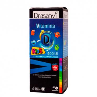 Drasanvi Vitamina D3 Kids...