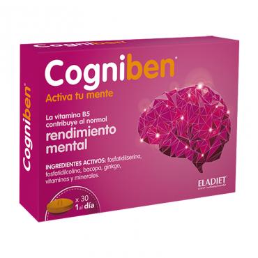 Eladiet cogniben 30 Comprimidos
