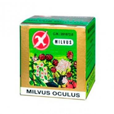 Milvus Oculus Lavado De Ojos 1.2 gr 10 Filtros.
