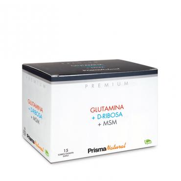 Glutamina Prisma Natural +...