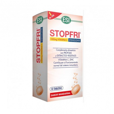 Stopfri 1000mg 10 Tablets
