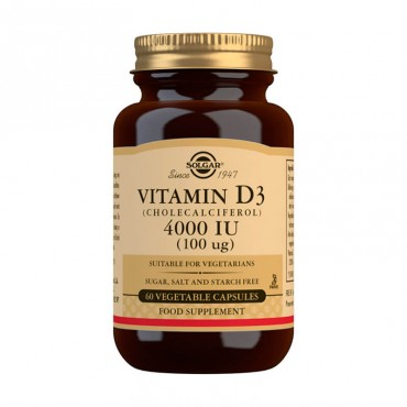 Let Go of Vitamins D3...