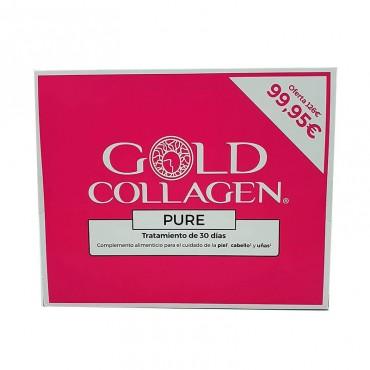 Gold Collagen Puro Bundle Box Tratamiento De 30 Días. 1