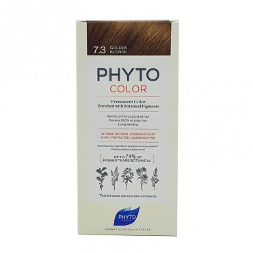 Phyto Color 7.3 Golden Blonde.