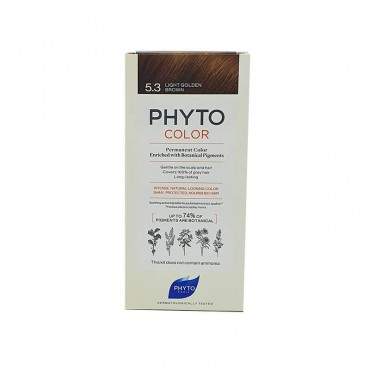 Phyto Color 5.3 Golden...