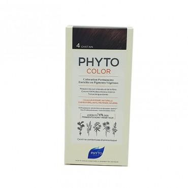 Phyto Couleur 4 Châtaigne