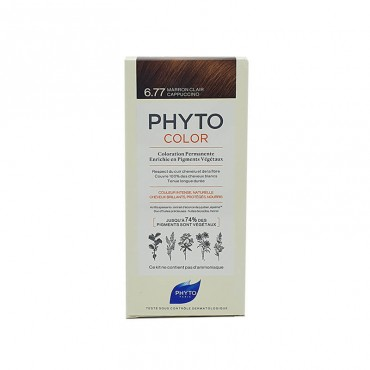 Phyto Couleur 6.77 Capucin...