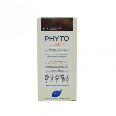 Phyto Couleur 6.8 Brun...