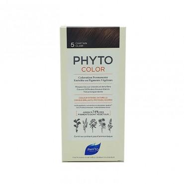 Phyto Color 5 Light Chestnut