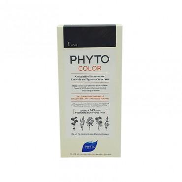 Phyto Color 1 Black