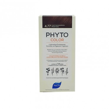 Phyto Farbe 4.77 Intensive...
