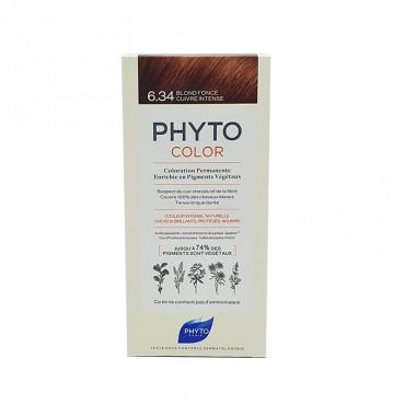 Phyto Color 6.34 Blod Foncé