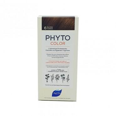 Phyto Cor 6 Loiro Escuro
