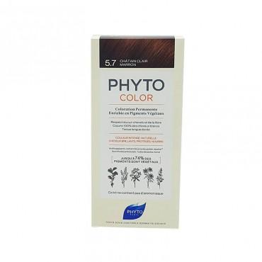 Phyto Farbe 5.7 Braune...