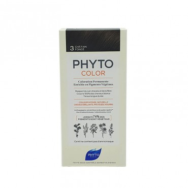Phyto Color 3 Dark Chestnut