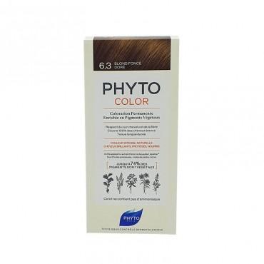 Phyto Color 6.3 Golden Dark...