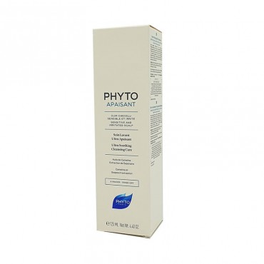 Phyto Apaisant Champú Ultracalm 125 ml