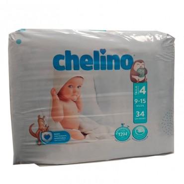 Chelino Diaper Size 4 9-15...