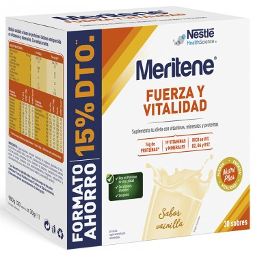 Meritene strength and...