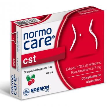 Normocare CST 30 cápsulas