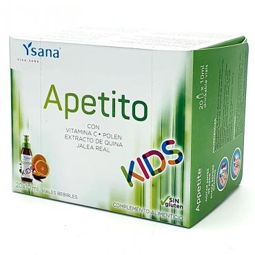 Ysana Apetito Kids 20 Viales 10 ml