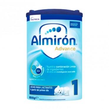 Almiron 1 Advance Leche de Inicio 800 Grs