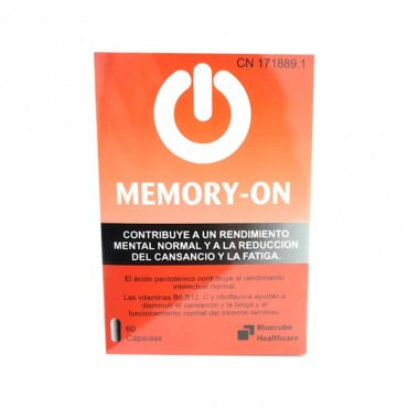 Memory - on 60 capsules