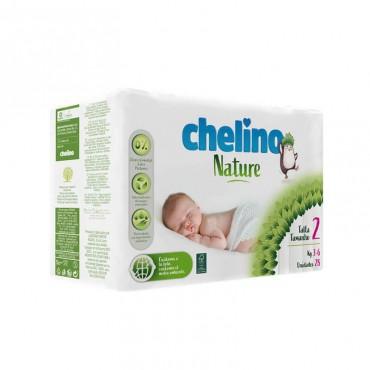 Chelino Naturwindel Größe 2...
