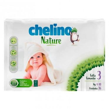 Chelino Naturwindel Größe 3...