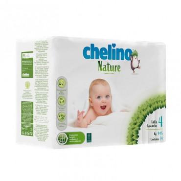 Chelino Naturwindel Größe 4...